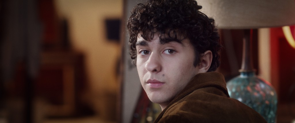 Catcher In The Rye Movie   Alex Wolff