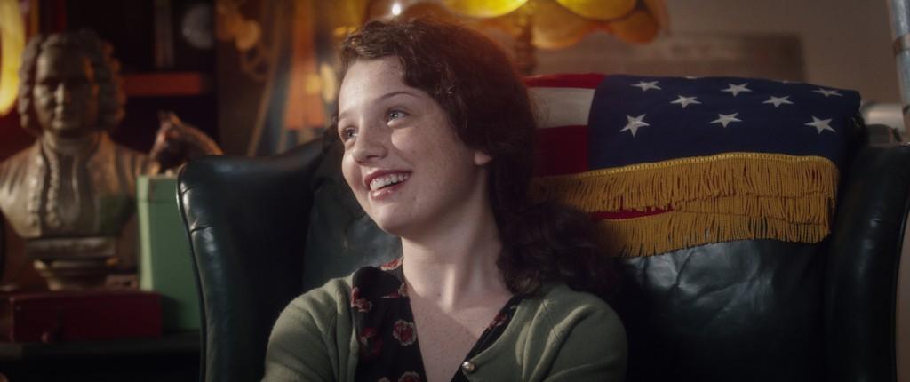atcher in the Rye Movie - Stefania Owen