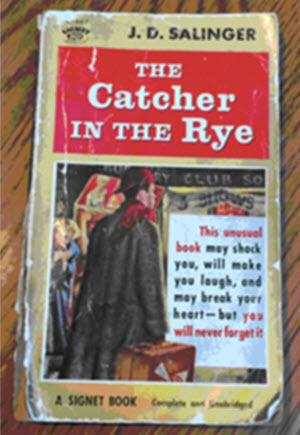 Catcher in the Rye and Alex Wolff