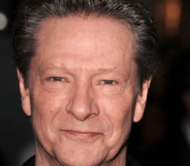 Chris Cooper (as JD Salinger)